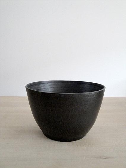 Populair Mat zwart glazuur | Klei &FN37